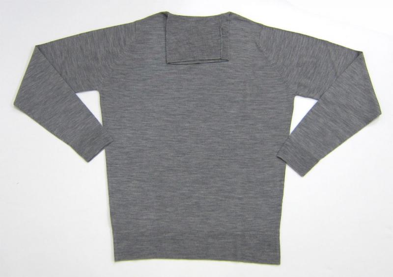 JOHN SMEDLEY (Pullovers in Silver)